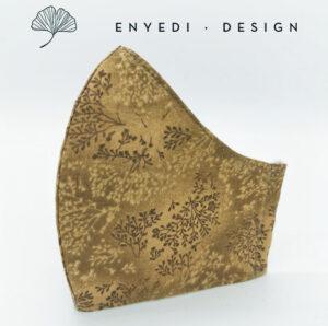 Terrakotta leveles maszk